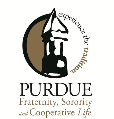 Purdue Fraternity, Sorority and Cooperative Life Logo