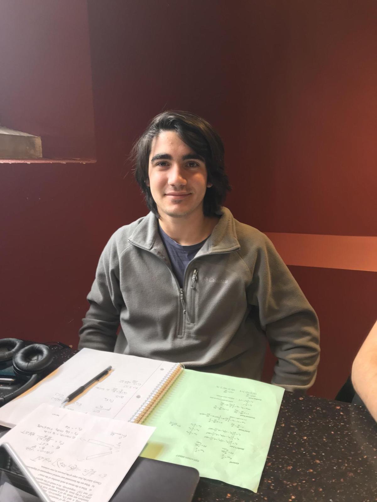 2/21/18 Student Spotlight Juan