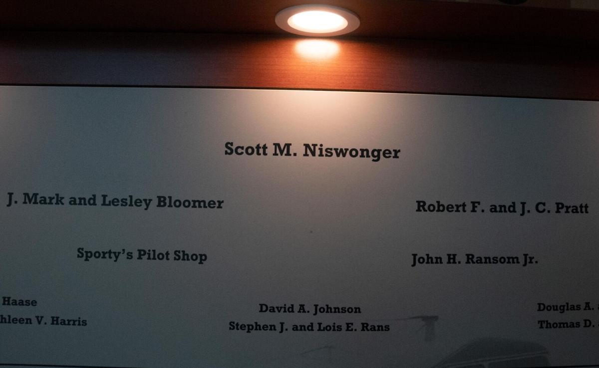 5/5/2021 Scott Niswonger nameplate