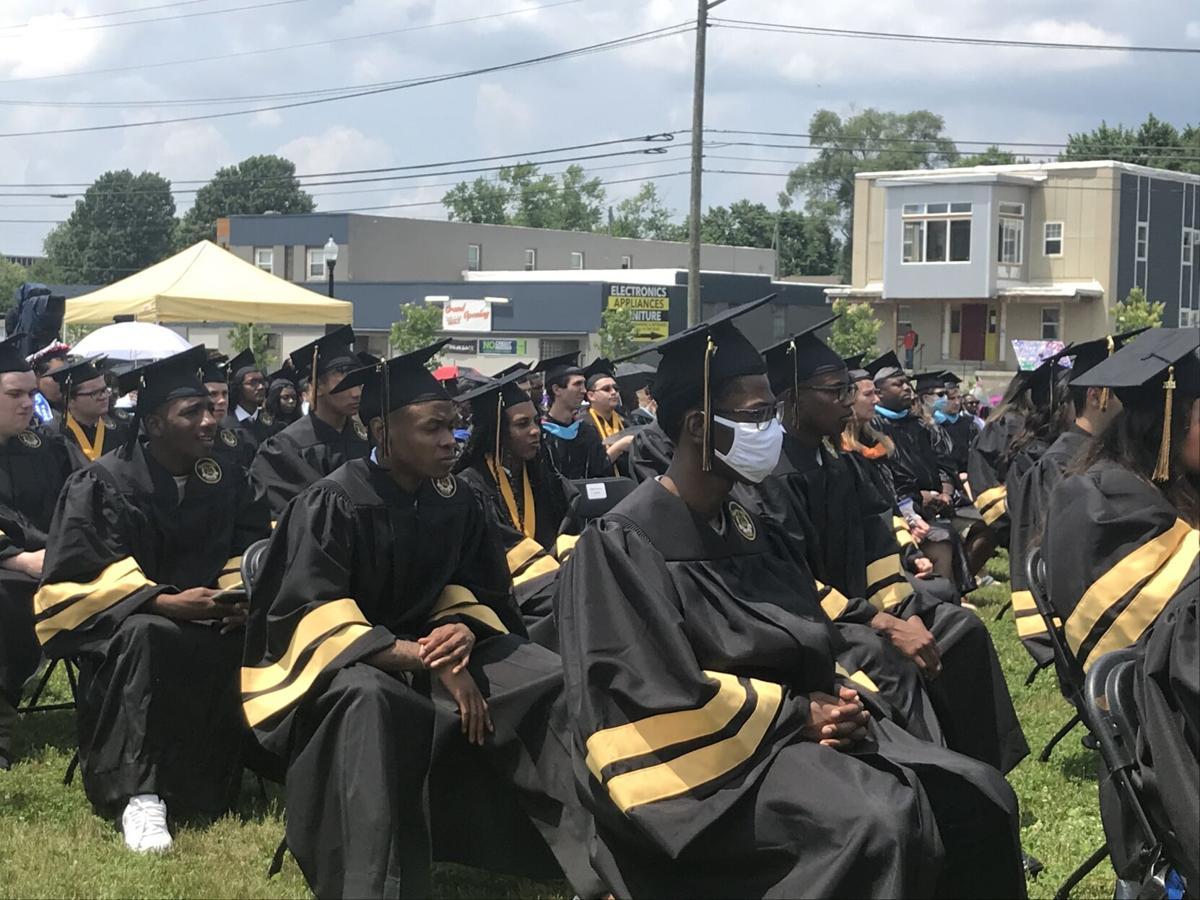 6/11/21 Graduates close up