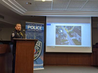 2/10/20 Patrick Flannelly, LPD press conference