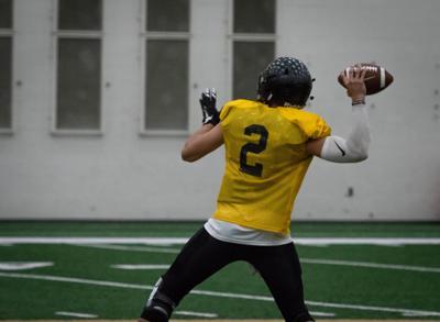 8/20/18 Fall Football Practice, Elijah Sindelar