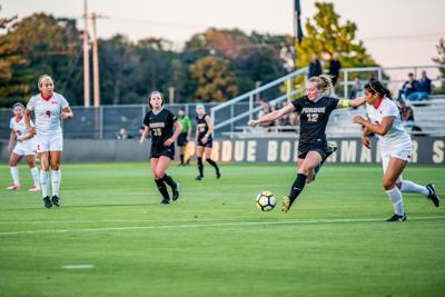 Purdue Soccer: Williams honored as All-American