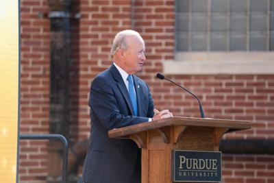 9/10/19 Gateway Complex Announcement, Mitch Daniels Speaking