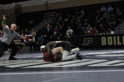 2/2/20 Wisconsin, Kendall Coleman, Drew Scharenbrock
