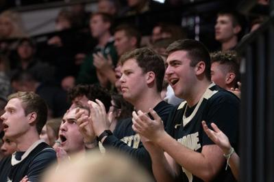 1/12/20 Michigan State, Fans