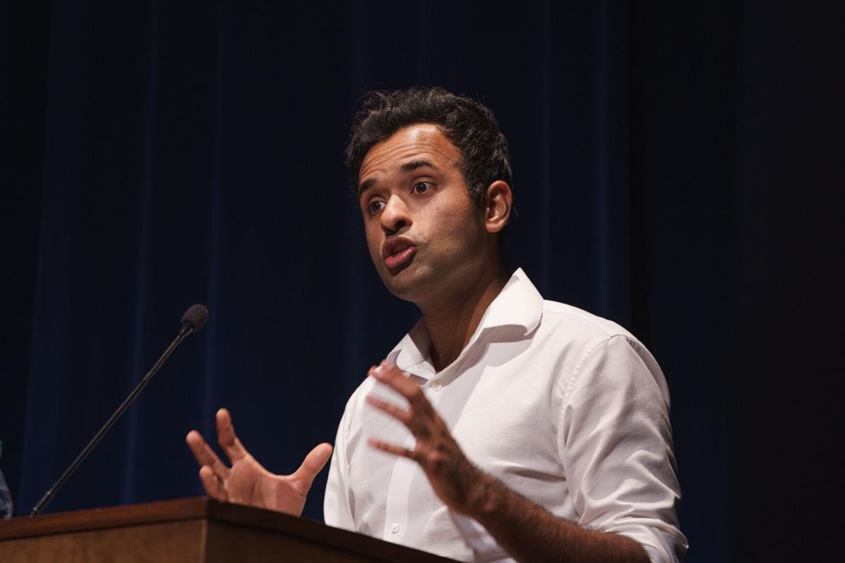 Vivek Ramaswamy discusses social media censorship