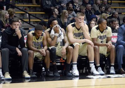 Purdue Men s Basketball  Boilers lose to Minnesota 9b76394d4