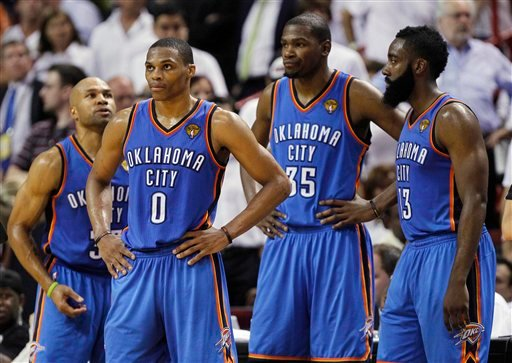 Heat Top Thunder 104 98 In Game 4 Of Nba Finals Sports