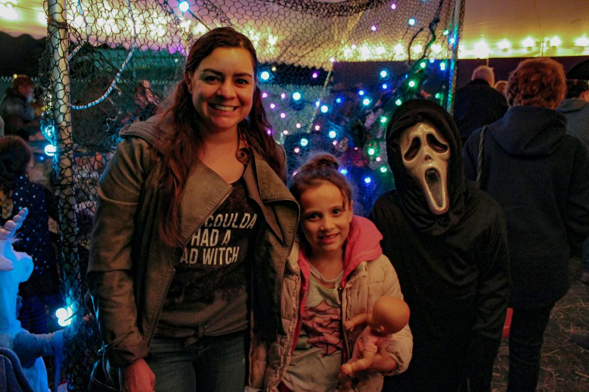 10/25/19 Boo at the Zoo, the Pitts family
