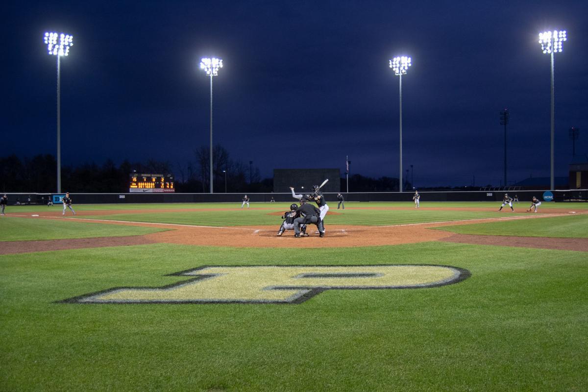 4/24/19 Purdue vs Fort Wayne, Field