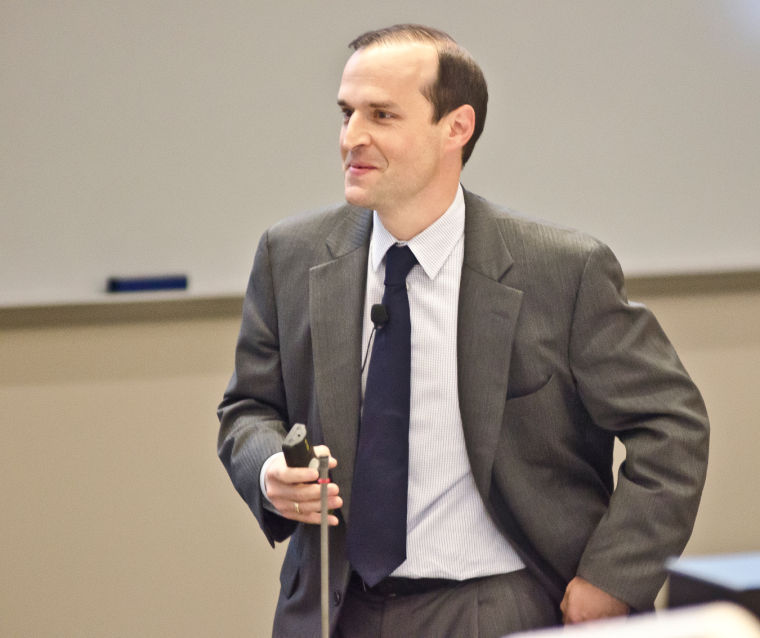 david a reingold named as dean of the college of liberal arts