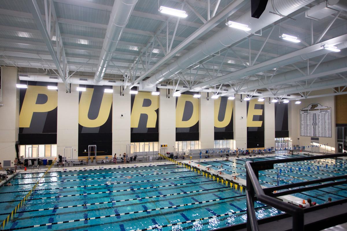 11/6/20 Intrasquad and Dive Meet, Morgan J. Burke Aquatic Center