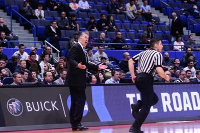3/21/19 NCAA Tournament, Old Dominion, Coach Matt Painter