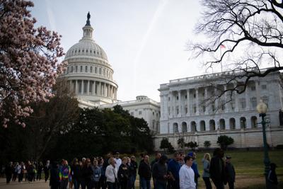 3/12/20 US Capitol building
