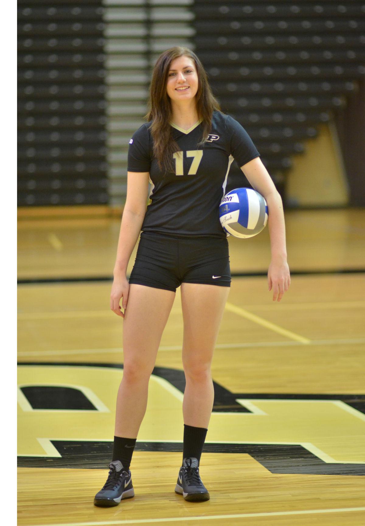 purdue volleyball  high