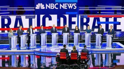 6/28/19 Democratic debate 2019