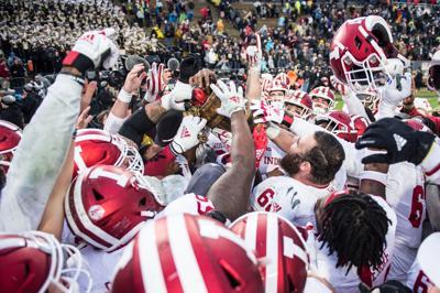 11/30/19 Indiana, Hoosiers Old Oaken Bucket Celebration