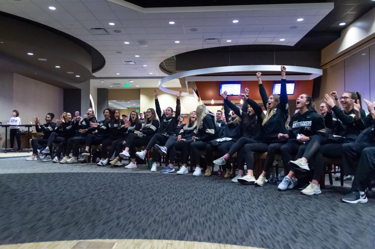 12/1/19 Volleyball Selection Sunday, Reaction