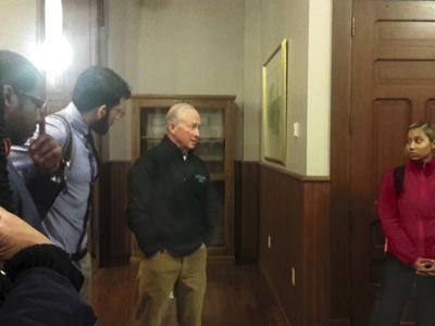11/20/19 PSG, Purdue President Mitch Daniels