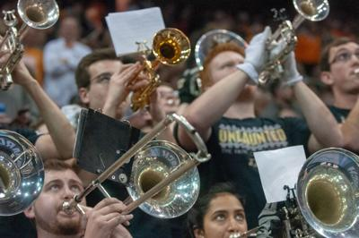 3/28/19 NCAA Tournament, Tennessee, Band