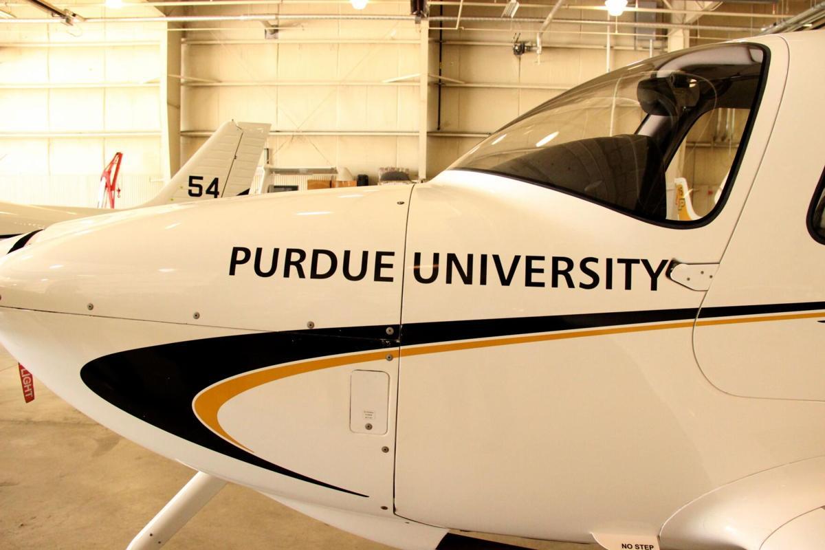 5/5/2021 Purdue University plane
