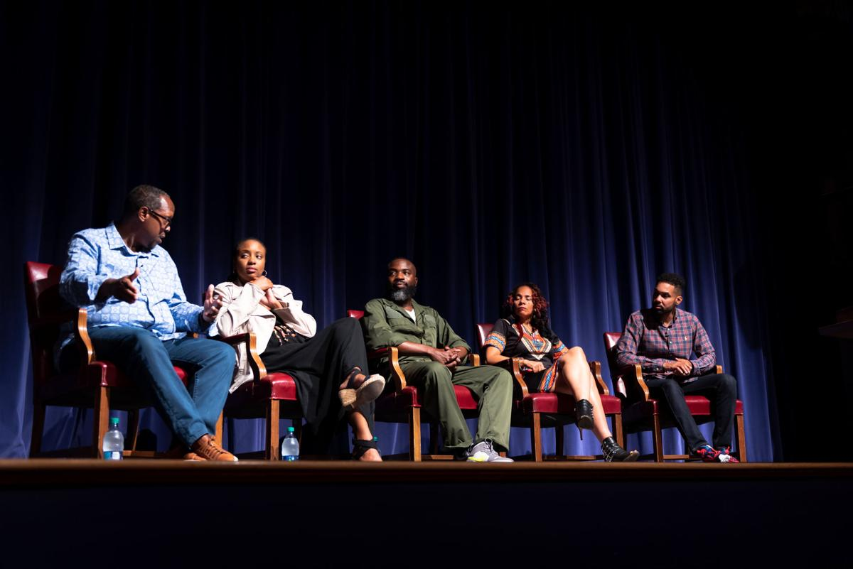 9/12/19 Toxic Masculinity Panel Discussion