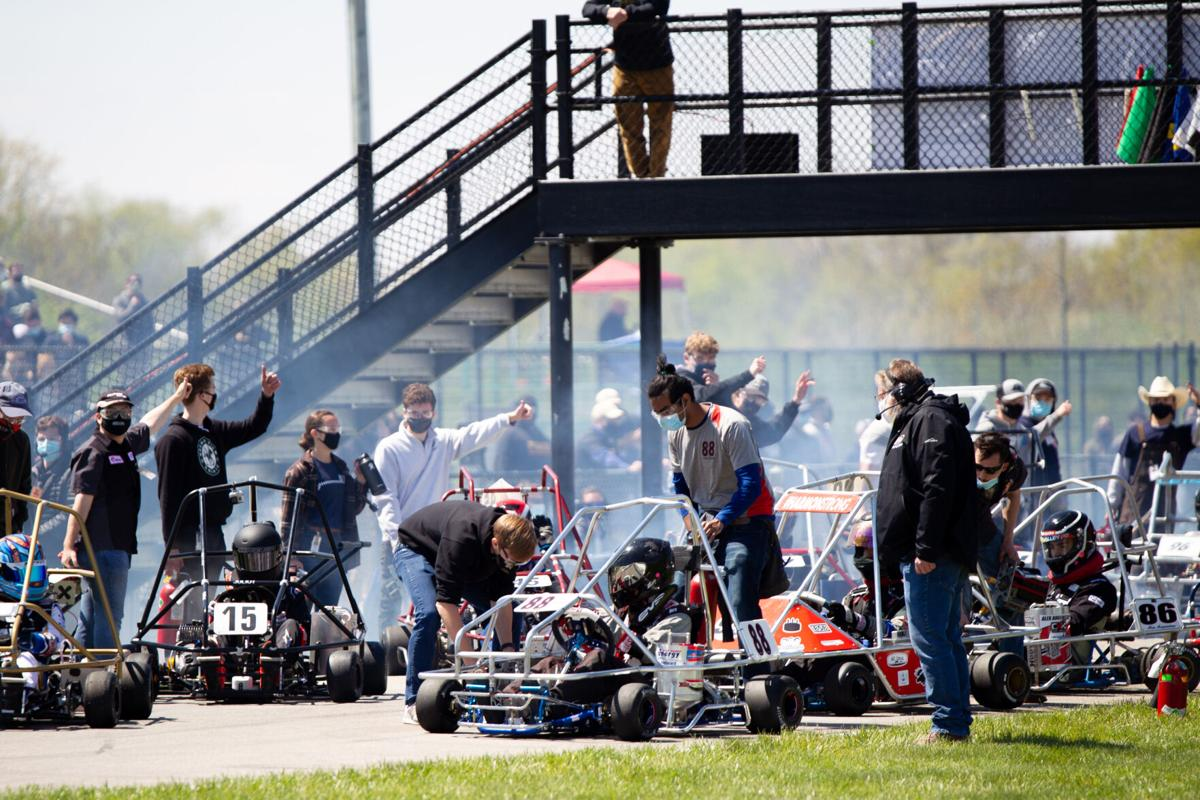 4/25/21 64th Grand Prix: Peddycord before race