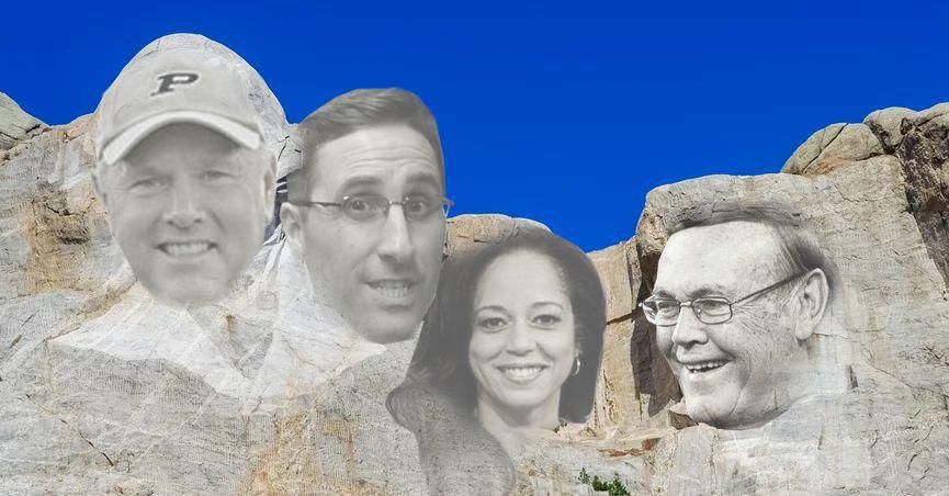 Column: Mount Rushmore of Purdue Coaches