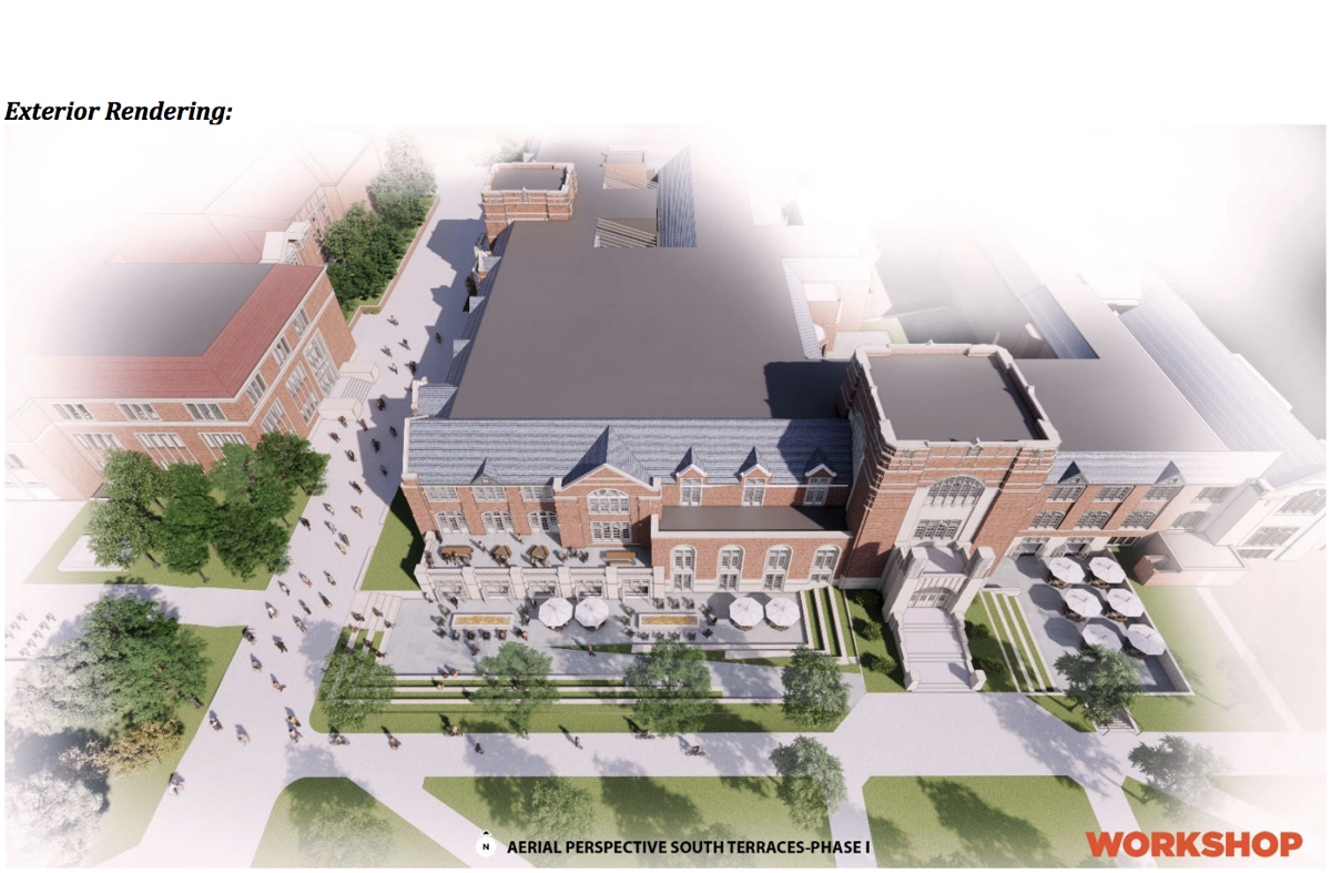 6/1/2020 Aerial view rendering