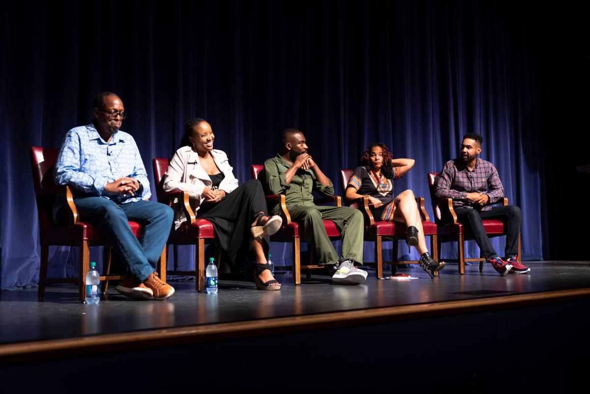 9/12/19 Toxic Masculinity Panel Discussion, Panelists