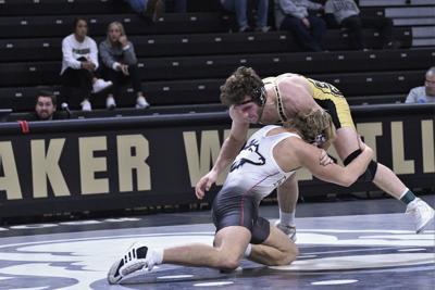 11/24/19 Northern Illinois Wrestling, Christian Brunner