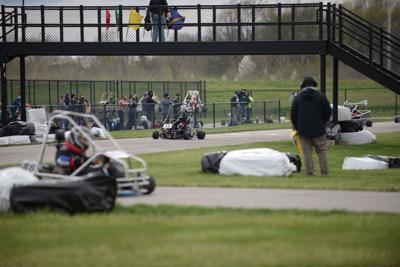 4/8/21 Grand Prix Trial, Starting Line
