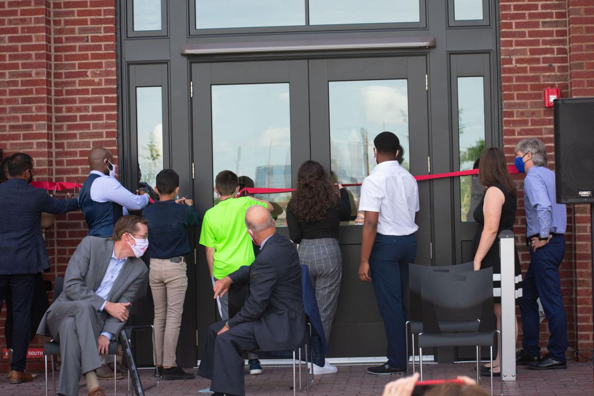 7/20/20 PPHS Ribbon Cutting