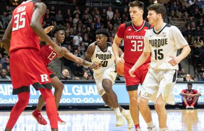 a7f391ce763a Purdue Men s Basketball  Boilers looking for a rivalry win over the Hoosiers
