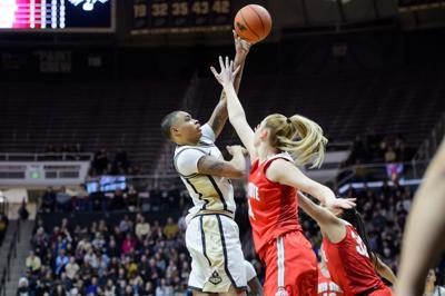 2/29/20 Ohio State Halftime, Ae'Rianna Harris