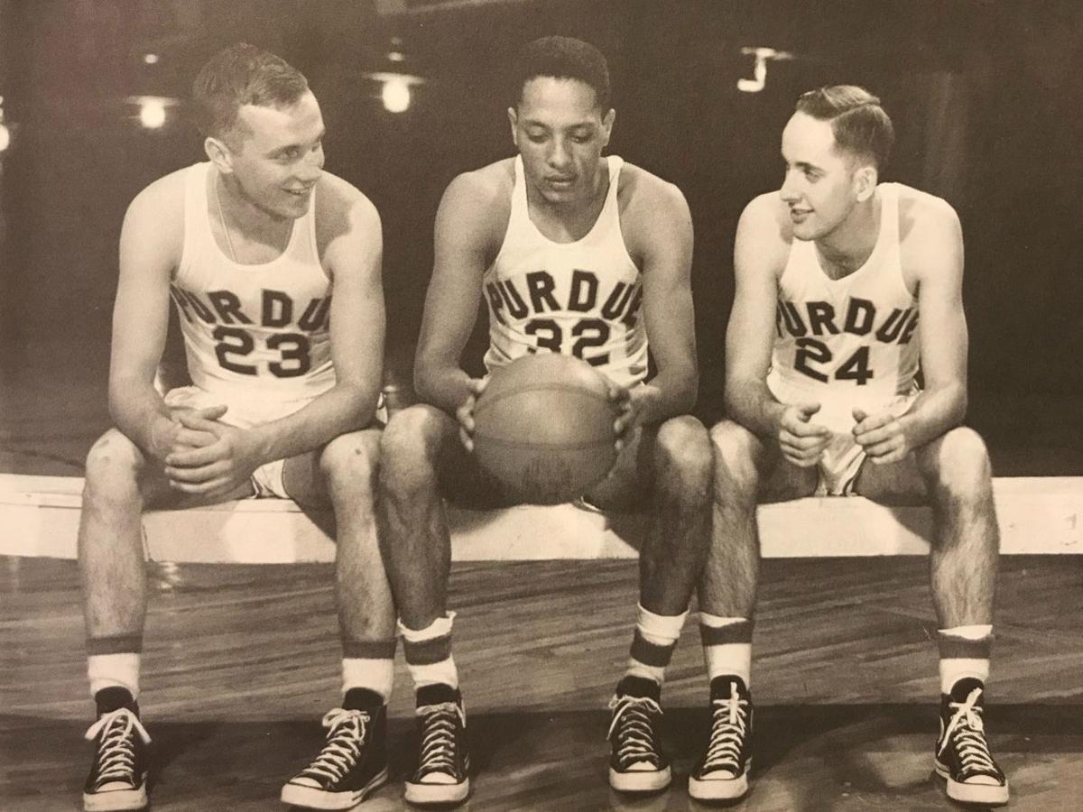 Ernie Hall, Dennis Blind