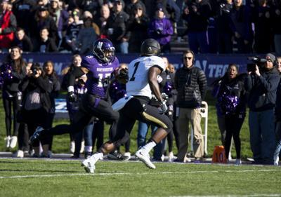 11/14/15 Northwestern, Brandon Roberts