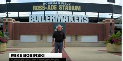 8/11/20 More Than A Game Campaign, Mike Bobinski