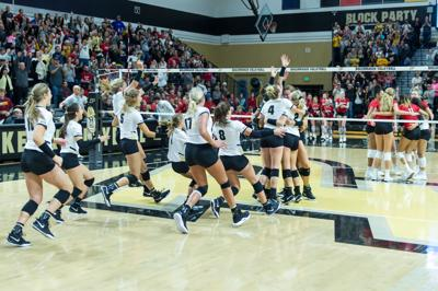 10/26/19 Nebraska, Team Celebration
