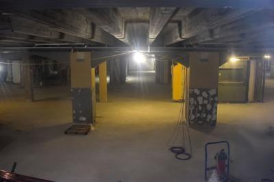 11/22/20 Aramark Update, Union Basement