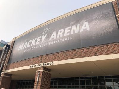 9/14/20 Mackey Polling Entrance