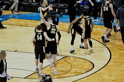 43d57820ed0 Purdue Men's Basketball: Boilers outlast Tennessee in overtime ...