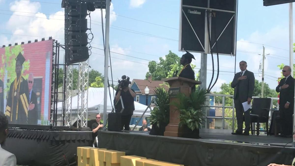 6/11/21 Purdue Polytechnic High School Graduation