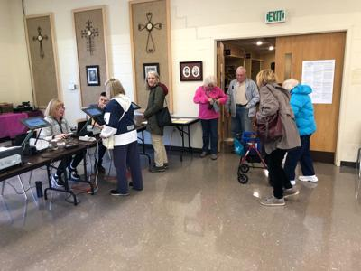 11/5/19 Federated Church voting