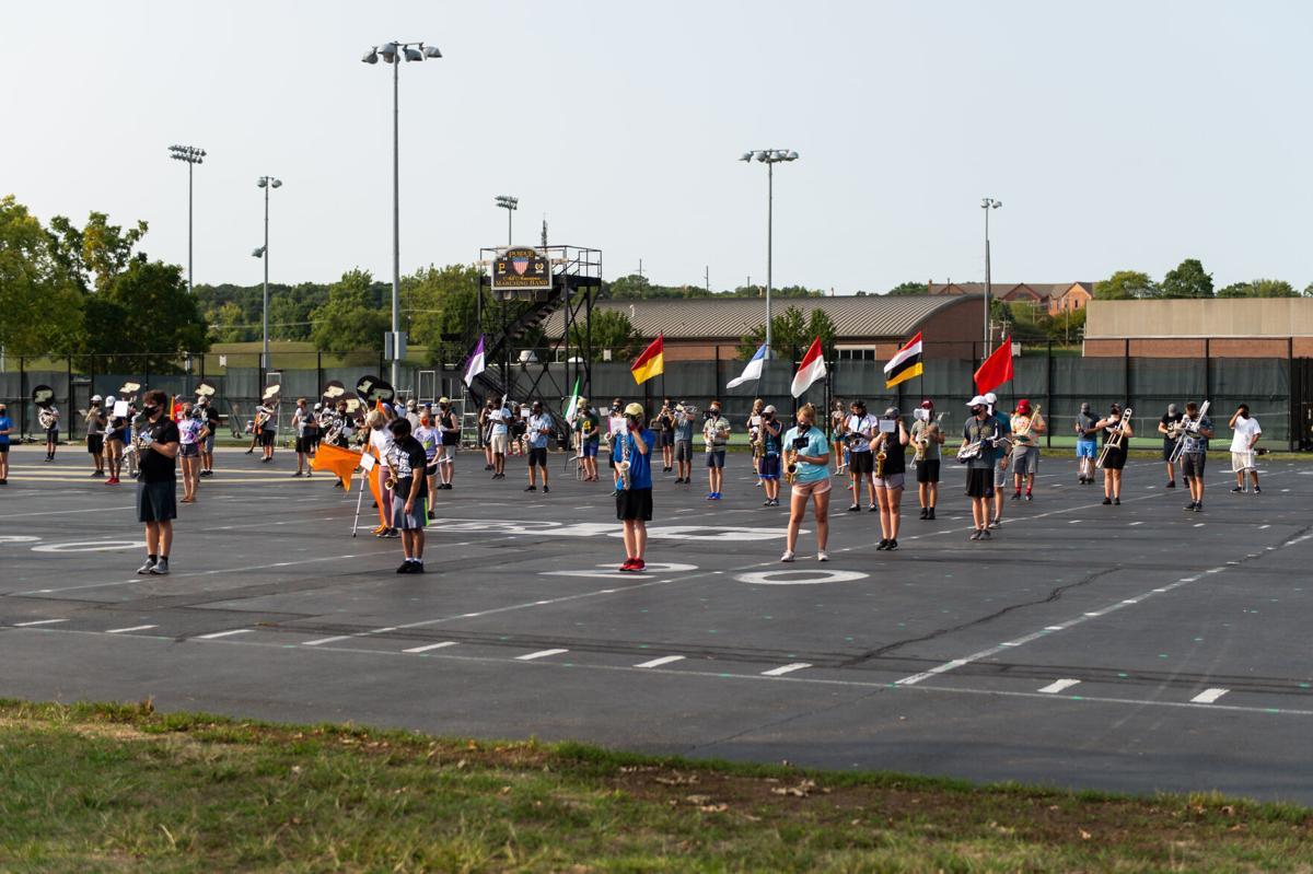 9/14/20 Purdue Band Practice