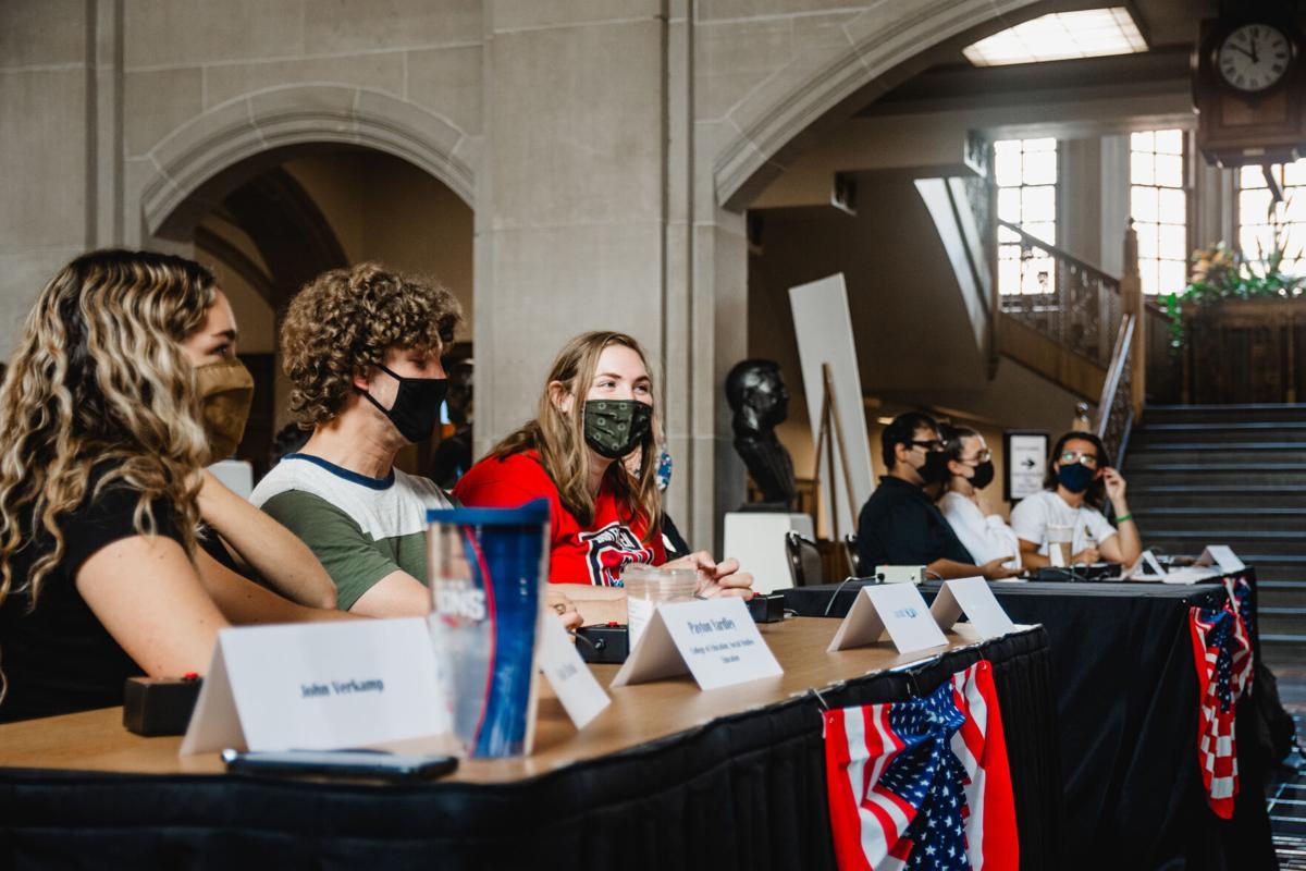 9/17/21 Constitution Day, Purdue Student Government, Purdue Social Studies Education