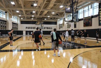 6/19/19 Men's basketball practice