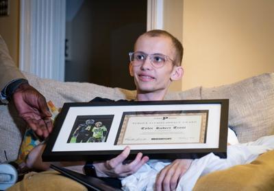 10/4/18 Tyler Trent, Impact Award