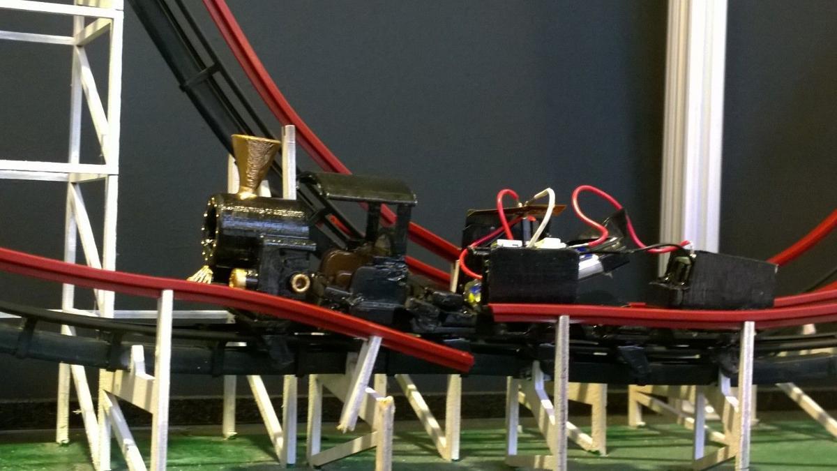 what kind of engineer designs roller coasters